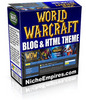 Thumbnail World Of Warcraft Blog And HTML Theme USER.zip
