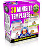 Thumbnail 30 Mini Site Templates MRR.zip