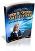 Thumbnail High Response Salesletters MRR.zip