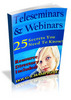 Thumbnail Teleseminars And Webinars