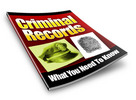 Thumbnail Criminal record what you need to know  audio