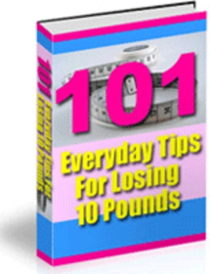 Product picture 101 Tips To To Lose Weight.zip