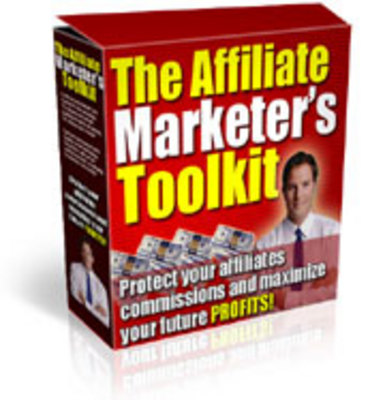 Product picture Affiliate Marketers Toolkit.zip