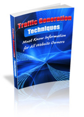 Product picture Traffic Generation Techniques