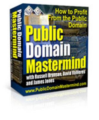 Product picture Public Domain Mastermind