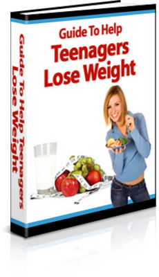 Product picture Teenagers guide to loosing weight audio