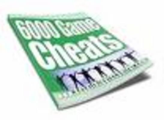 Product picture 6000 game cheats