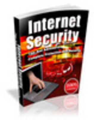 Product picture Internet Security MRR.zip